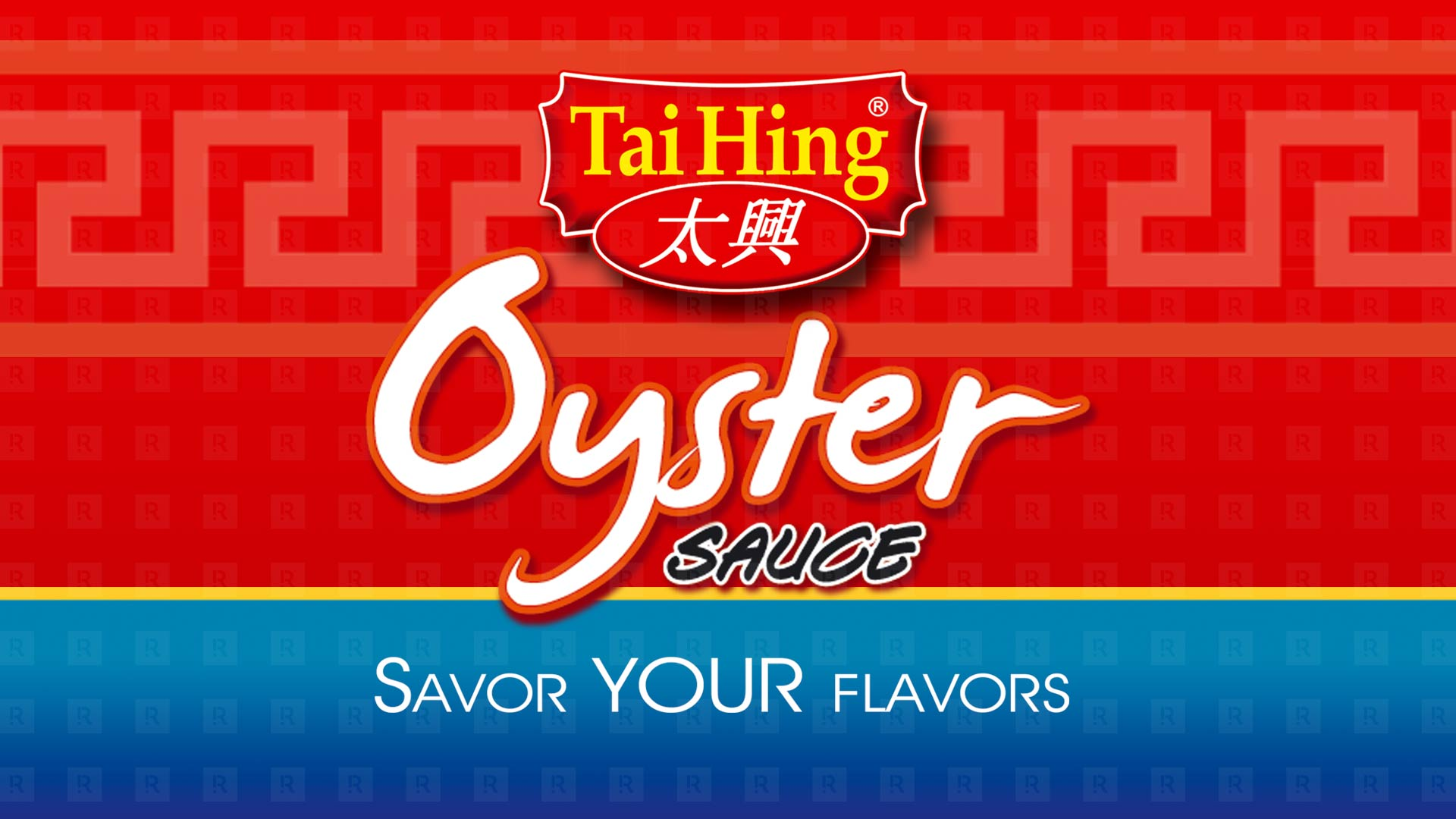 Tai Hing Oyster Sauce Brand Design