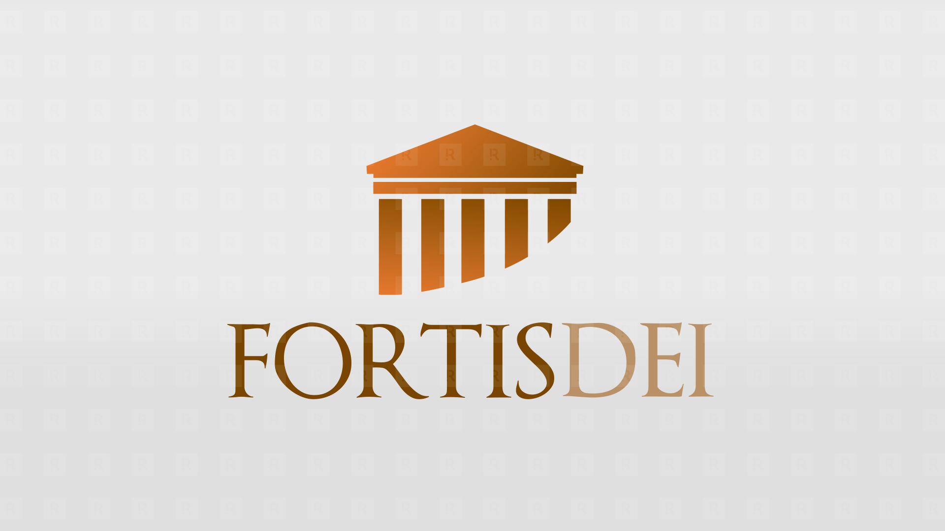 Fortis Dei Logo