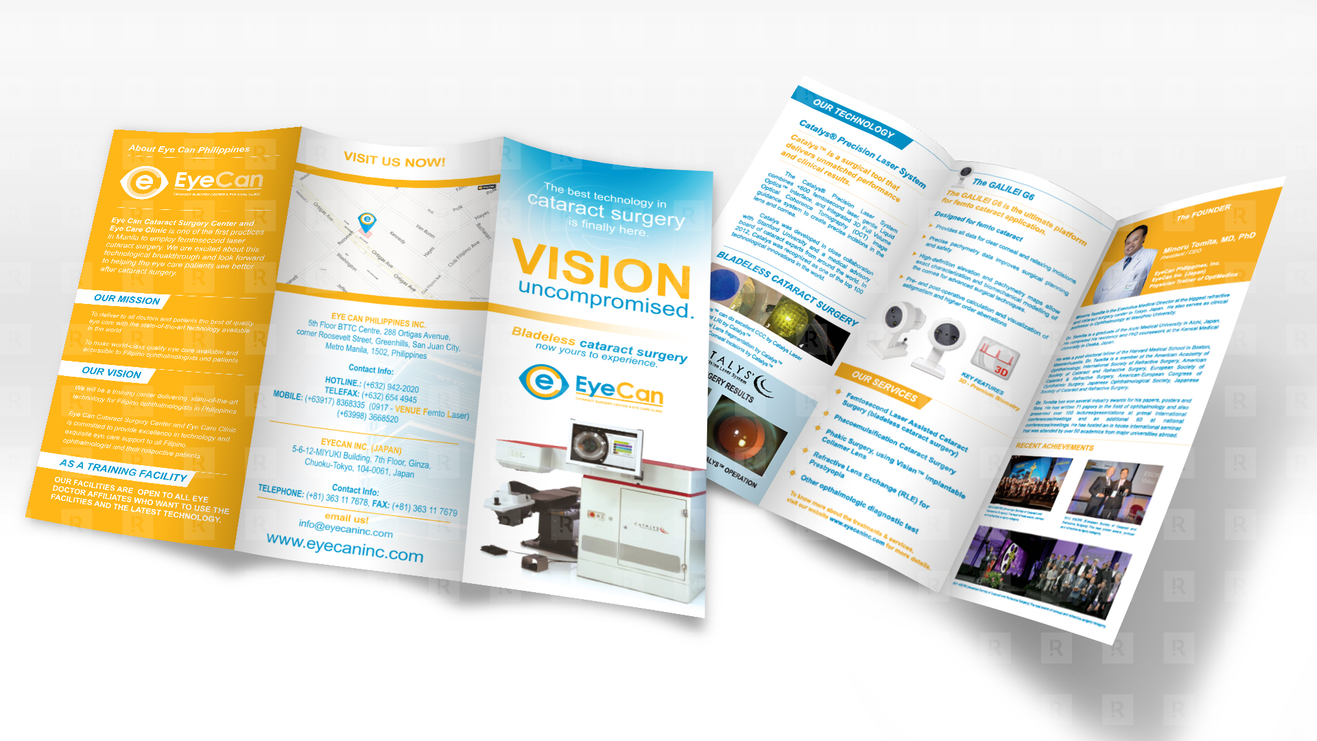 Eye Can Brochure