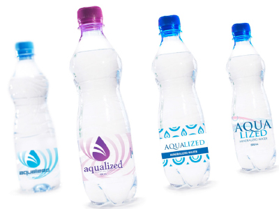Aqualized Mineral Water