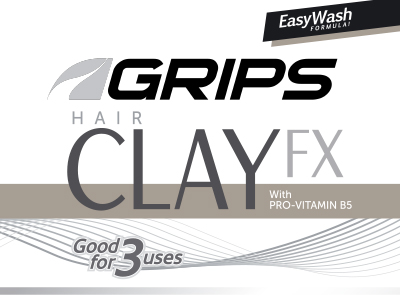 Grips Hair Clay FX