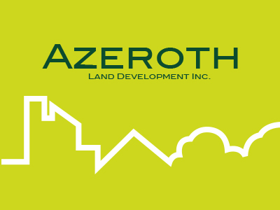 Azeroth Land Development Inc. Brand Identity
