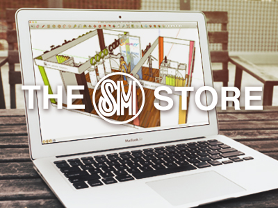 The SM Store: Container Van Retail