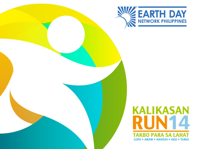 Earth Day Kalikasan Run 2014