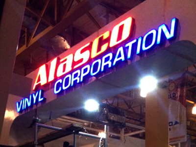 Alasco Booth Design and Event AVP
